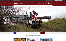 Autoguide Equipment Web Site